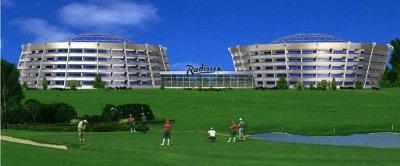 Radisson Blu Hotel 6