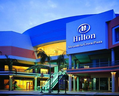Hilton Alexandria Green Plaza 12