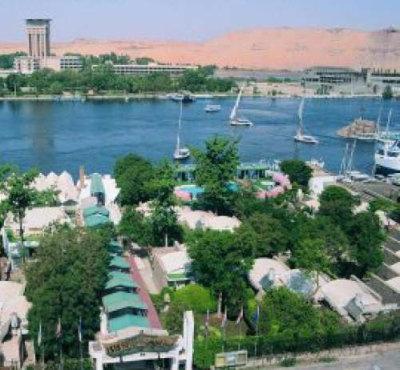 Aswan Isis Corniche 4