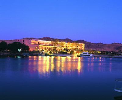 Pyramisa Isis Island Aswan Resort & Spa  8