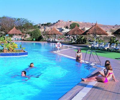 Pyramisa Isis Island Aswan Resort & Spa  2
