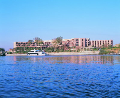 Pyramisa Isis Island Aswan Resort & Spa  9