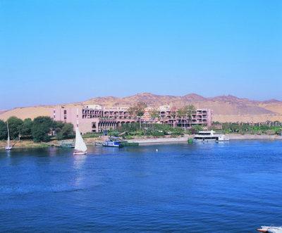Pyramisa Isis Island Aswan Resort & Spa  7