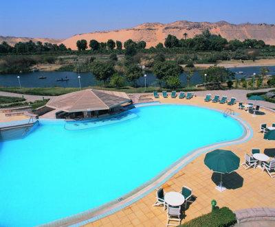 Pyramisa Isis Island Aswan Resort & Spa  5