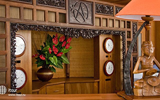 Aanari Hotel & Spa 4