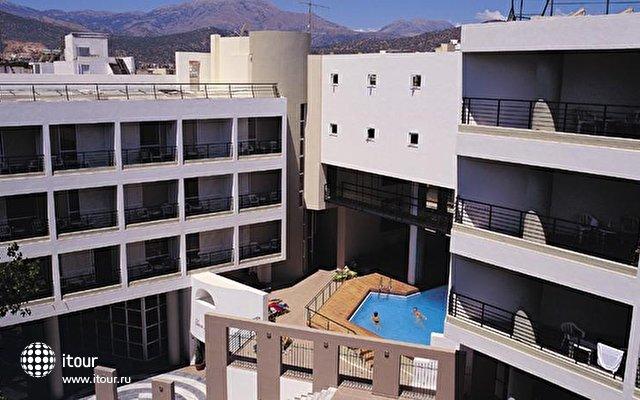 Santa Marina Agios Nikolaos 1