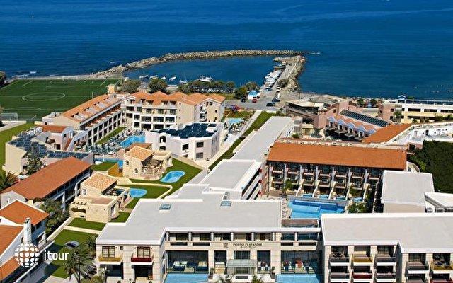 Port Platanias Beach Resort 1