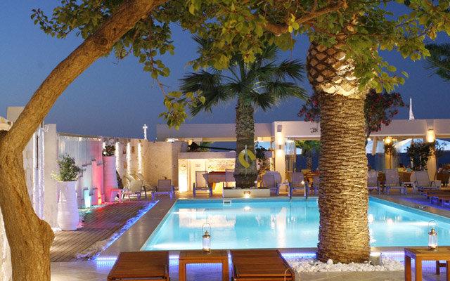 Glaros Beach Hotel 4* 4