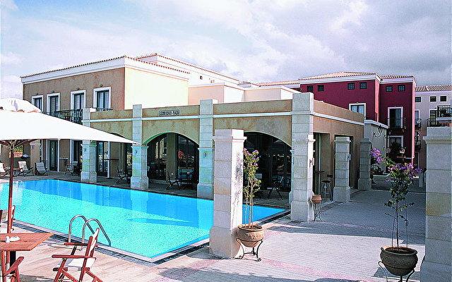 Grecotel Plaza Spa Apartments 1