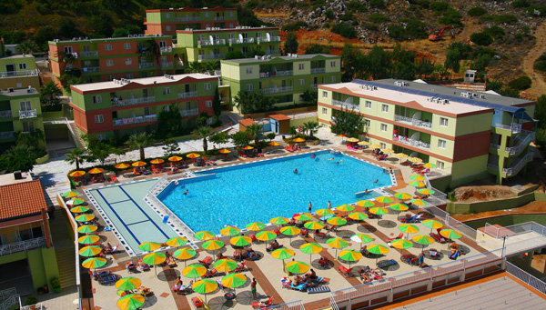 Aqua Sun Village (ex. Eri Sun Village & Waterpark) 2