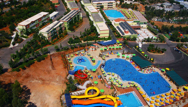 Aqua Sun Village (ex. Eri Sun Village & Waterpark) 4