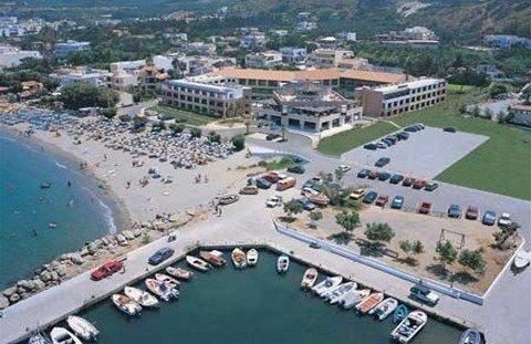 Porto Platanias Beach 1