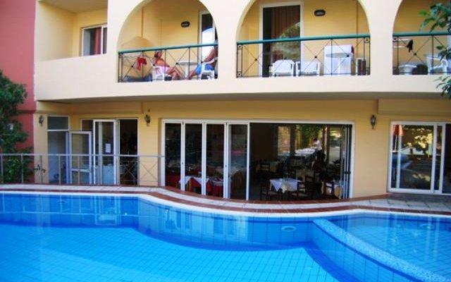 Dimitrios Beach Hotel 8