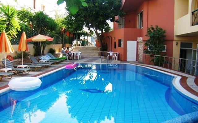 Dimitrios Beach Hotel 10