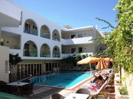Dimitrios Beach Hotel 4