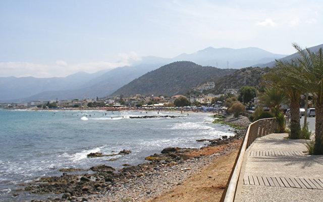 Sentido Blue Sea Beach 4