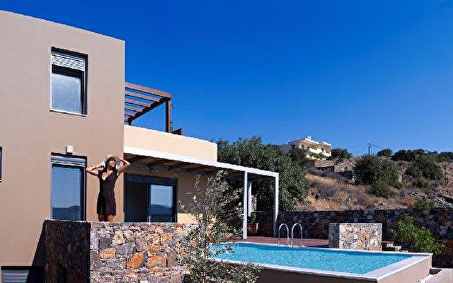 Elounda Blue Villa 1