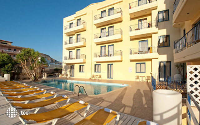 Manos Maria Hotel & Apartments 2