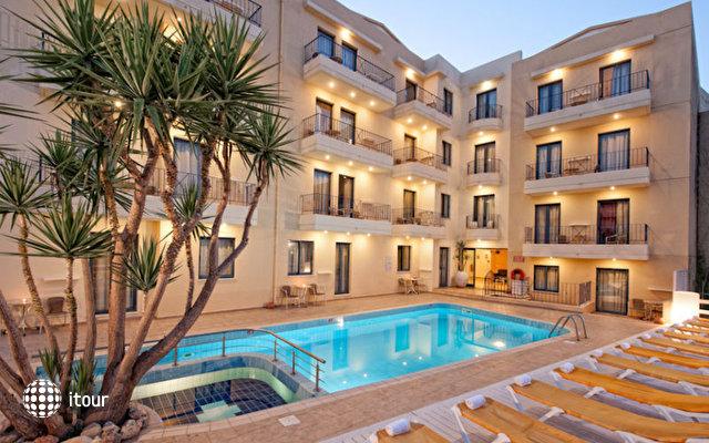 Manos Maria Hotel & Apartments 1