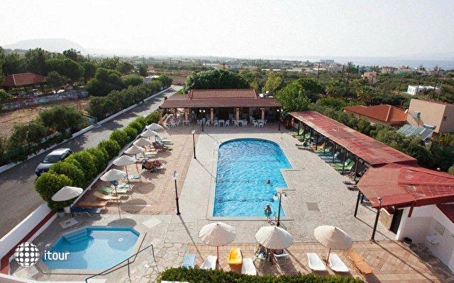 Galini Hotel Anissaras 1