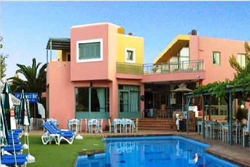 Minos Village Hotel (ex. Minos Bay) 1