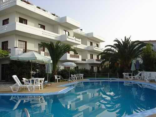 Alexandros Hotel Crete 1