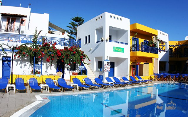 Aegean Sky Hotel And Suites 4