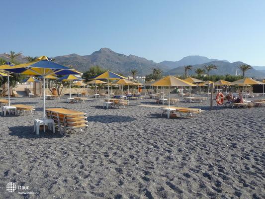 Ostria Beach Hotel 6