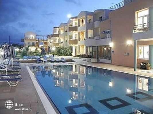 Maleme Mare Beach Resort 1