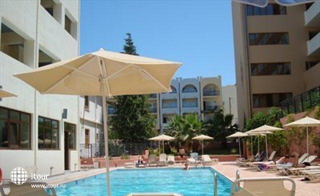 Bella Mare Apartments Rethymnon 2