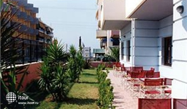 Bella Mare Apartments Rethymnon 9