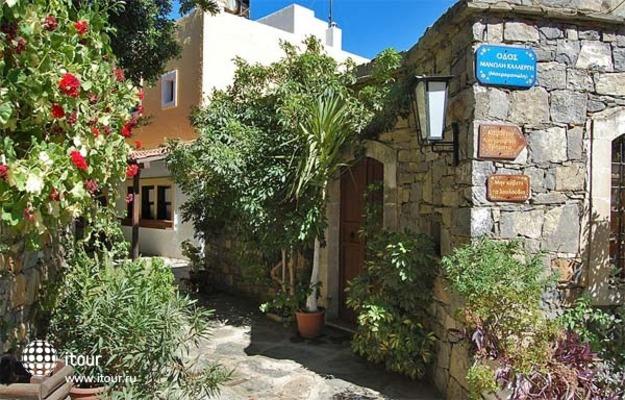 Arolithos Traditional Cretan Village 2