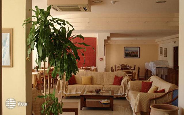 Hiona Holiday Hotel (paleokastro) 2