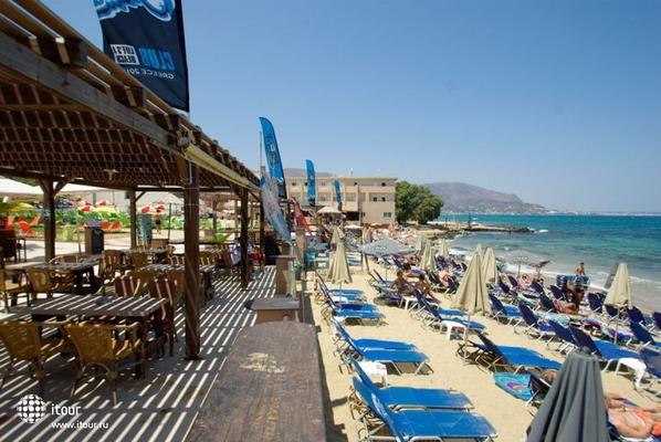 Malia Resort Beach 4