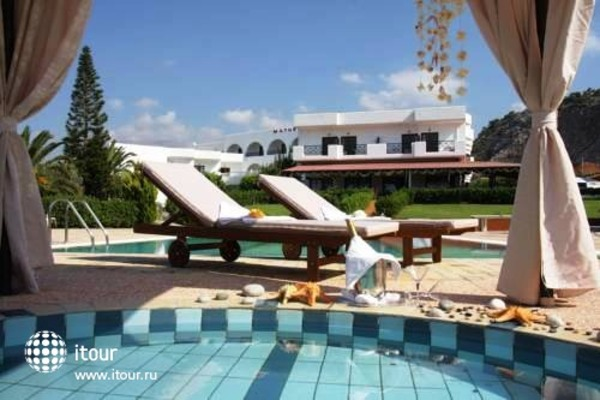 Hotel Matheo Villa & Suites 8