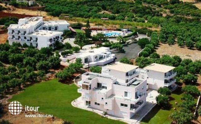 Hotel Matheo Villa & Suites 1