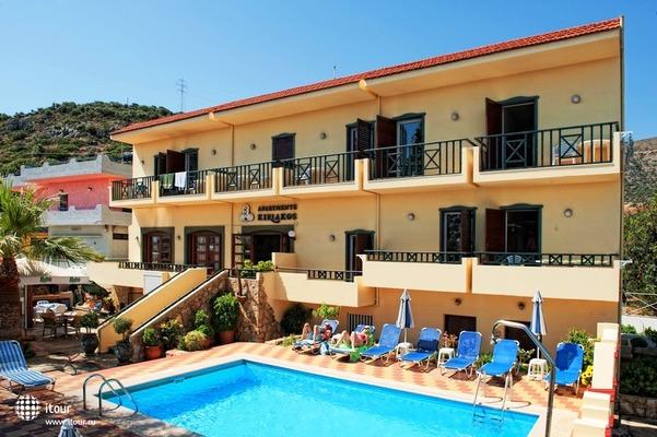 Kiriakos Holiday Apartments 1