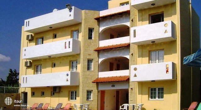 Dimitra Hotel & Apartments 1