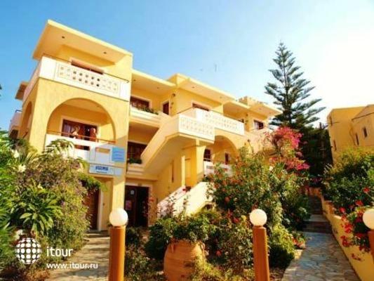 Agrimia Holiday Apartments 1