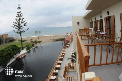 Best Western Kalyves Beach Hotel 9