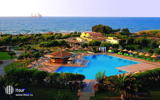 Anissa Beach & Village Hotel 9