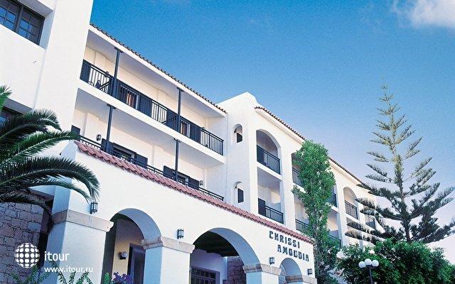 Chrissi Ammoudia Hotel & Bungalows 5