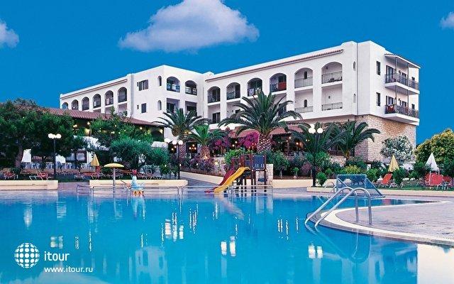 Chrissi Ammoudia Hotel & Bungalows 1