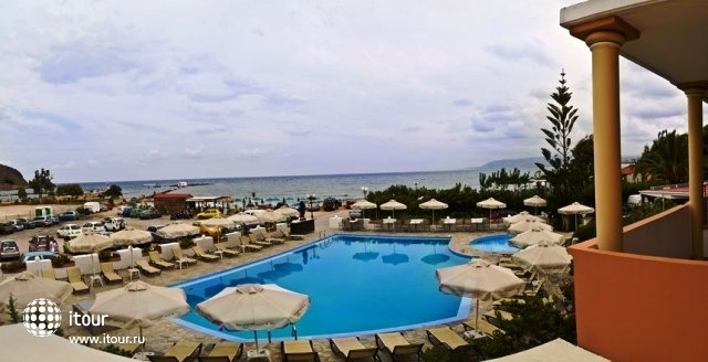 Georgioupolis Beach Hotel 7