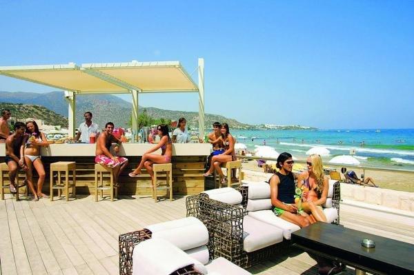 Aktia Lounge Hotel & Spa (ex. Sentido Anthoussa) 4