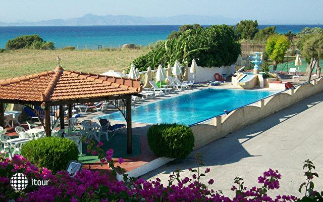 Nirvana Beach Hotel 4