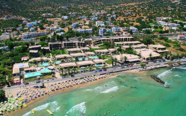 Blue Sea Beach Resort 10