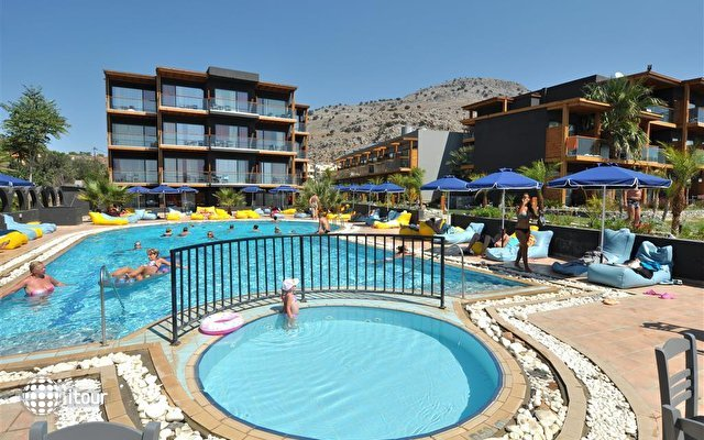 Alia Mare Resort (ex. Medblue Lardos) 2