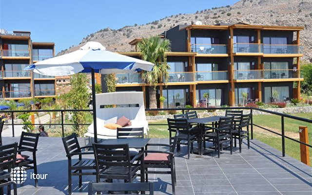Alia Mare Resort (ex. Medblue Lardos) 3