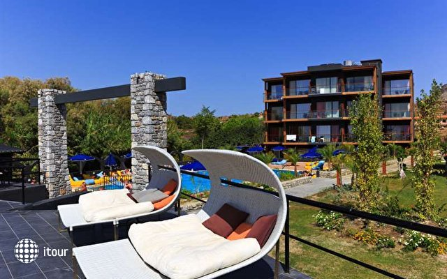 Alia Mare Resort (ex. Medblue Lardos) 4